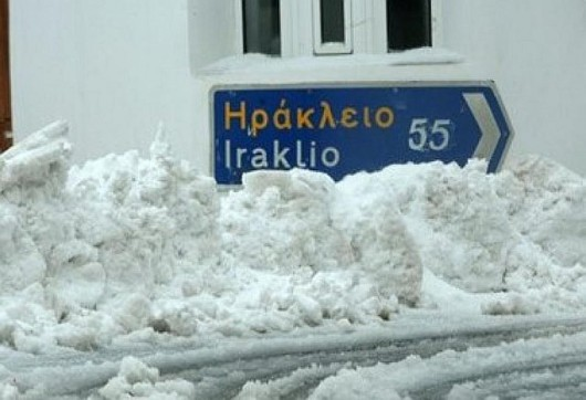 Grecja - 32 wsie odcięte od świata, awarie sieci energetycznych