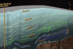 Grenlandia - Powstała bardzo szczegółowa mapa 3D pokrywy lodowej