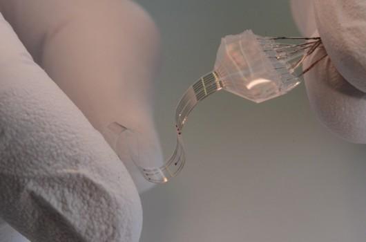 Implant e-Dura /© EPFL 2015 /