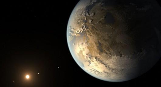 Kepler 438b - Teleskop Keplera dostrzegł osiem egzoplanet