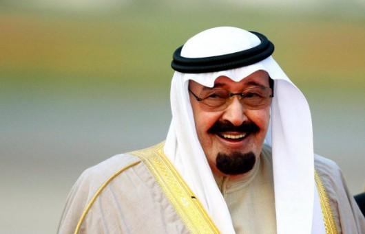 Król Arabii Saudyjskiej Abd Allah ibn Abd al-Aziz as-Saud