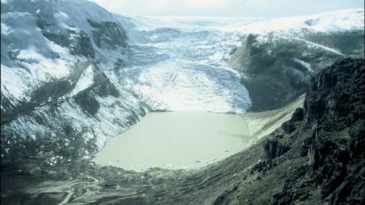 Lodiowiec Quori Kalis w 2004 roku - Peru