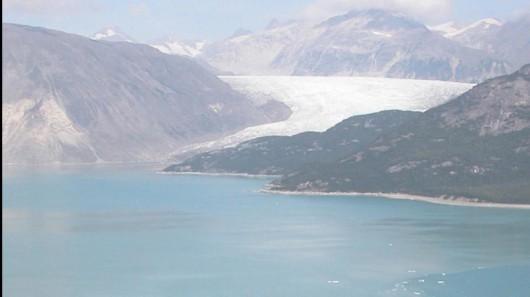 Lodowiec Muir w 2004 roku - Alaska