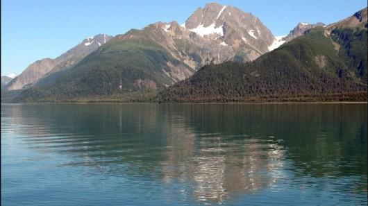 Lodowiec Muir w 2005 roku - Alaska