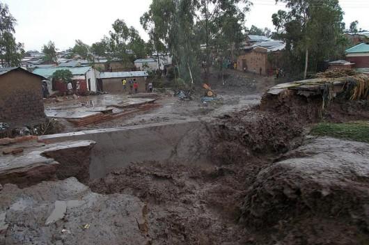 Malawi - Od kilku dni trwa największa powódź w historii kraju 1