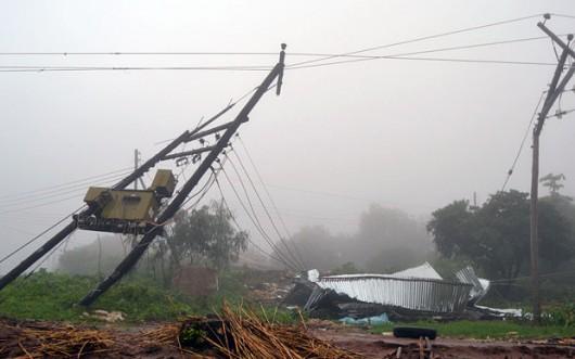 Malawi - Od kilku dni trwa największa powódź w historii kraju 2