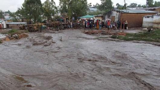 Malawi - Od kilku dni trwa największa powódź w historii kraju 3