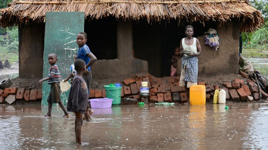 Malawi - Od kilku dni trwa największa powódź w historii kraju 5