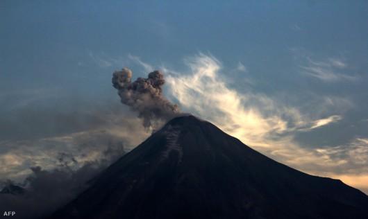 Meksyk - Zwiększa się aktywność wulkanu Colima