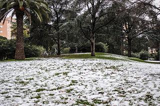 Na południu Włoch spadł śnieg, w tych rejonach to rzadkość 2