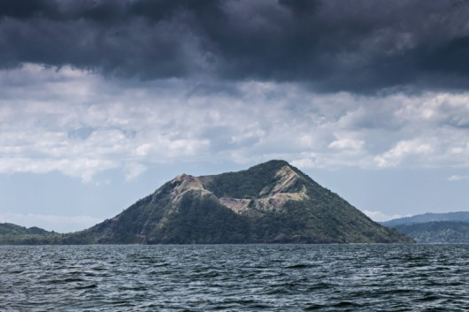 Philippines taal lake - Filipiny