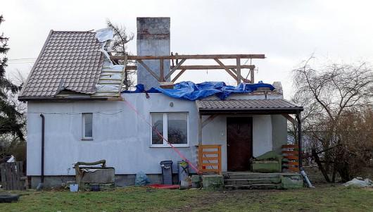 Polska - Przez wichury ponad 200 tysięcy domów nie miało prądu 7