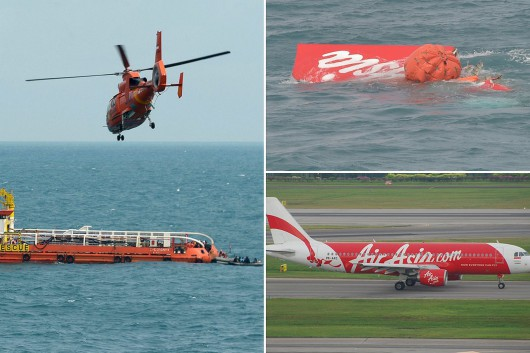 Przed katastrofą samolotu AirAsia doszło do przeciągnięcia, czyli skrzydła straciły siłę nośną