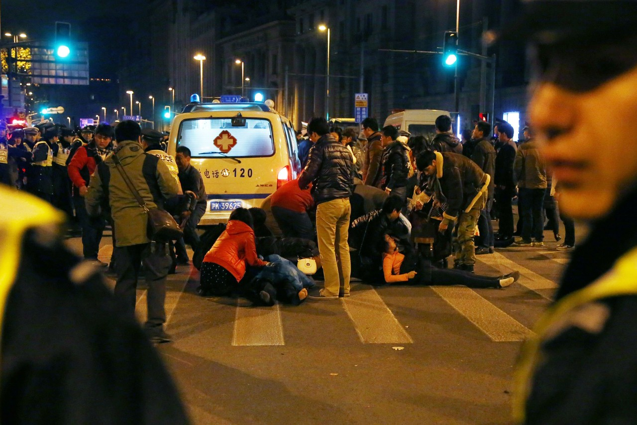 Zamach Photo: 36 Osób Zostało Zdeptanych Ze Skutkiem