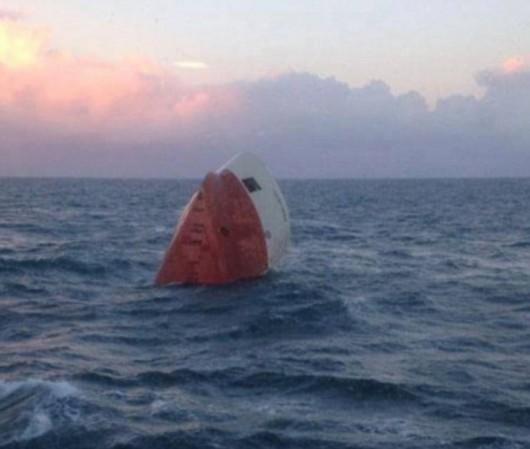 U wybrzeży Szkocji zatonął statek z Polakami