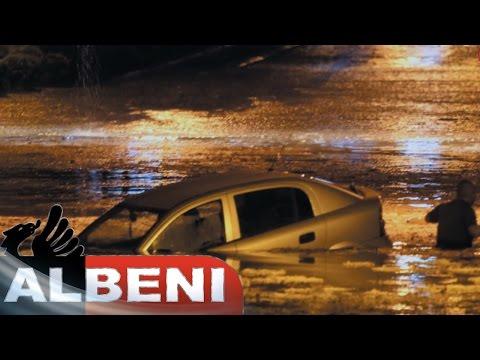 Albania - Ulewne deszcze na południu kraju i największa od 40 lat powódź 1