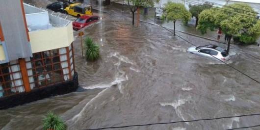 Argentyna - Ulewne deszcze i powódź w środkowej części kraju 3