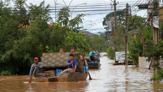 Boliwia - Tegoroczna pora deszczowa zabiła już 25 osób 1