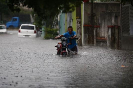 Brazylia - Potężna ulewa nad Sao Paulo 2