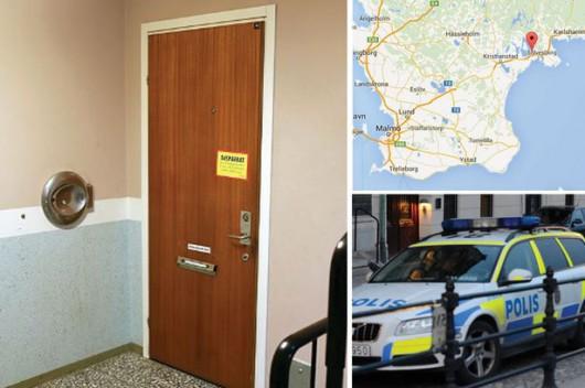 Bromolla, Szwecja - Przez wiele lat matka trzymała w zamknięciu 3 dorosłe córki