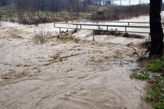 Bułgaria - Z powodu wichur i powodzi w kilku regionach kraju ogłoszono stan klęski żywiołowej 1