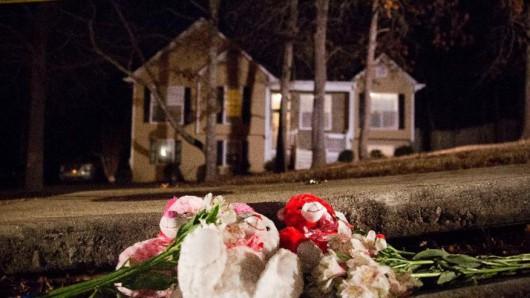 Douglasville, USA - Zabił cztery osoby, w tym dwoje dzieci i popełnił samobójstwo