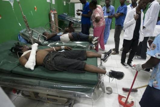 Haiti - 20 osób zginęło, a 60 zostało rannych na skutek porażenia prądem na karnawale 1