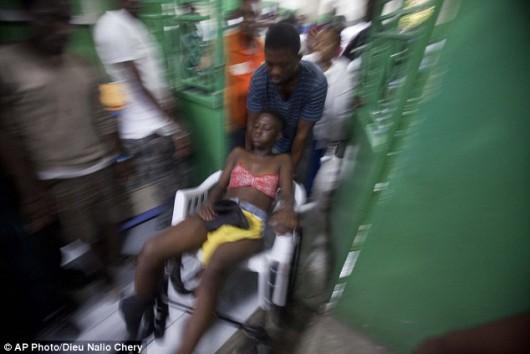 Haiti - 20 osób zginęło, a 60 zostało rannych na skutek porażenia prądem na karnawale 4