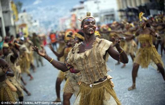 Haiti - 20 osób zginęło, a 60 zostało rannych na skutek porażenia prądem na karnawale 7