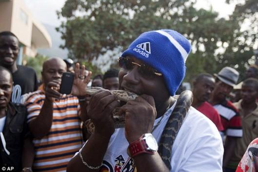 Haiti - 20 osób zginęło, a 60 zostało rannych na skutek porażenia prądem na karnawale 9