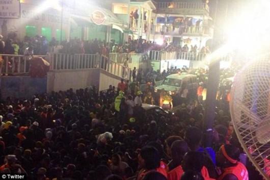 Haiti - 20 osób zginęło, a 60 zostało rannych na skutek porażenia prądem na karnawale w Port-au-Prince