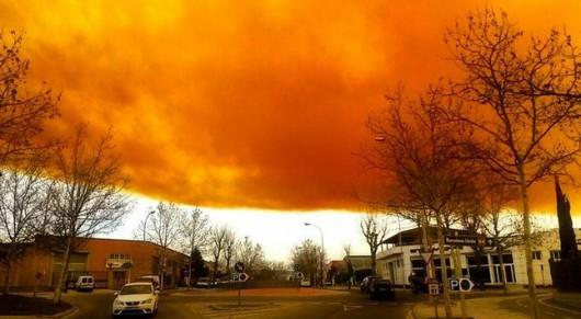 Hiszpania - Toksyczna chmura nad Igualada 3