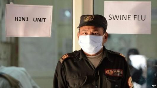Indie - Pojawiła się nowa odmiana wirusa świńskiej grypy H1N1