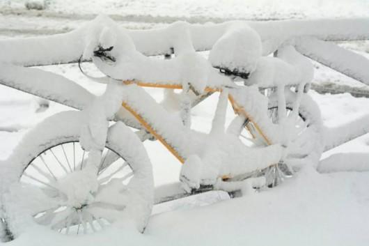 Izrael - Jerozolima pod wyjątkowo grubą warstwą śniegu 15