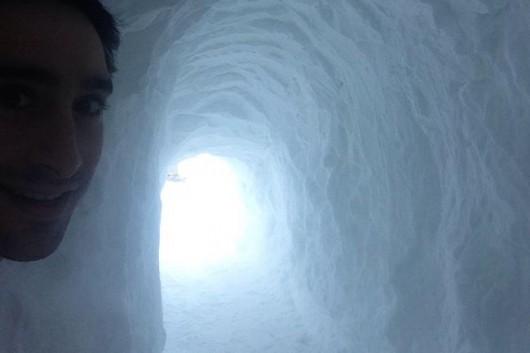 Kanada - Ogromne ilości śniegu na Wyspie Księcia Edwarda 4