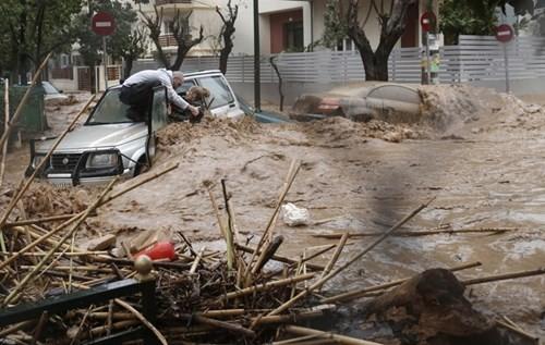 Macedonia - Powódź 3