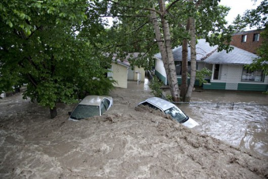 Peru - Powódź