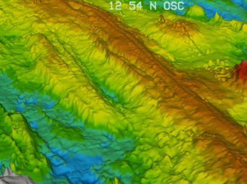 Podwodne wulkany