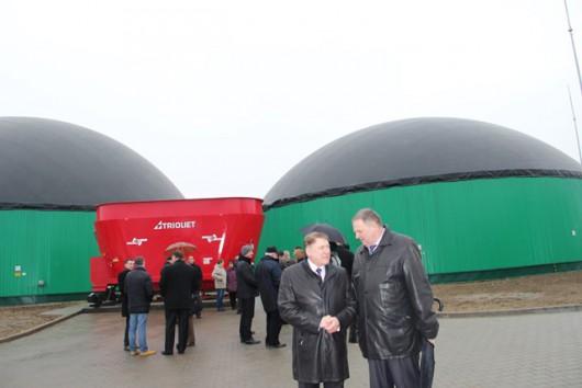Polska - Uruchomiono biogazownie produkującą 500 kW 2