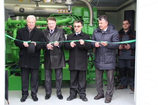 Polska - Uruchomiono biogazownie produkującą 500 kW 3
