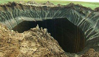 Rosja - Na Syberii pojawiły się cztery nowe gigantyczne kratery blisko złóż gazu 2