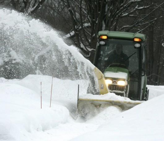 Słowacja - Śnieg 2