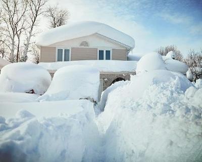 Słowacja - Śnieg