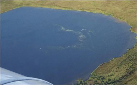 Syberia, Rosja - Oprócz czterech ogromnych kraterów, pojawiło się 20 mniejszych 5