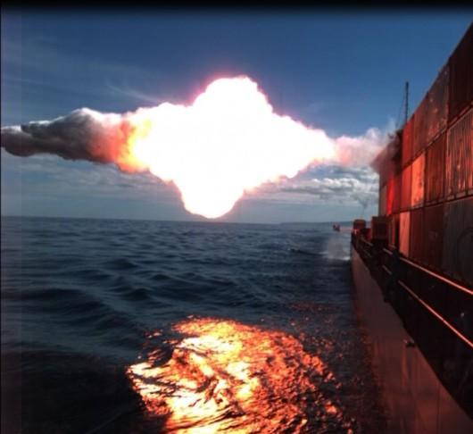 Test nowej odmiany amerykańskiej rakiety dalekiego zasięgu Tomahawk
