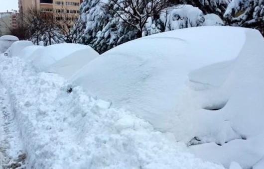 Turcja - Śnieżyce sparaliżowały Stambuł, pobiły został rekord sprzed 28 lat 3