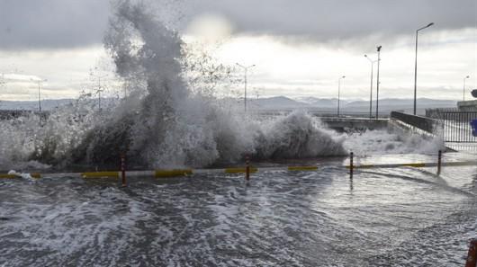 Turcja - Nagłe załamanie pogody i potężna burza 3