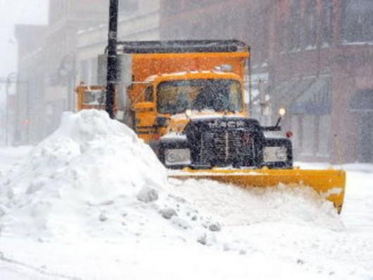 USA - Kolejna śnieżyca na północnym-wschodzie kraju 2