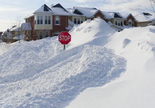 USA - Kolejna śnieżyca sunie na południe kraju 2