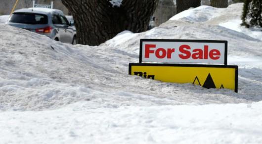 USA - Kolejna śnieżyca sunie na południe kraju